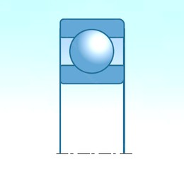 20,000 mm x 42,000 mm x 12,000 mm  SNR 6004FT150 deep groove ball bearings