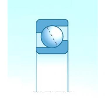 20 mm x 42 mm x 12 mm  NTN 7004UG/GNP4 angular contact ball bearings