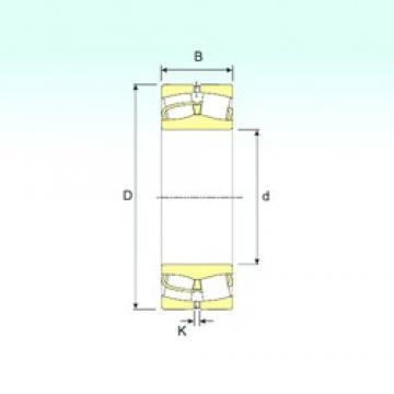 150 mm x 225 mm x 75 mm  ISB 24030 spherical roller bearings